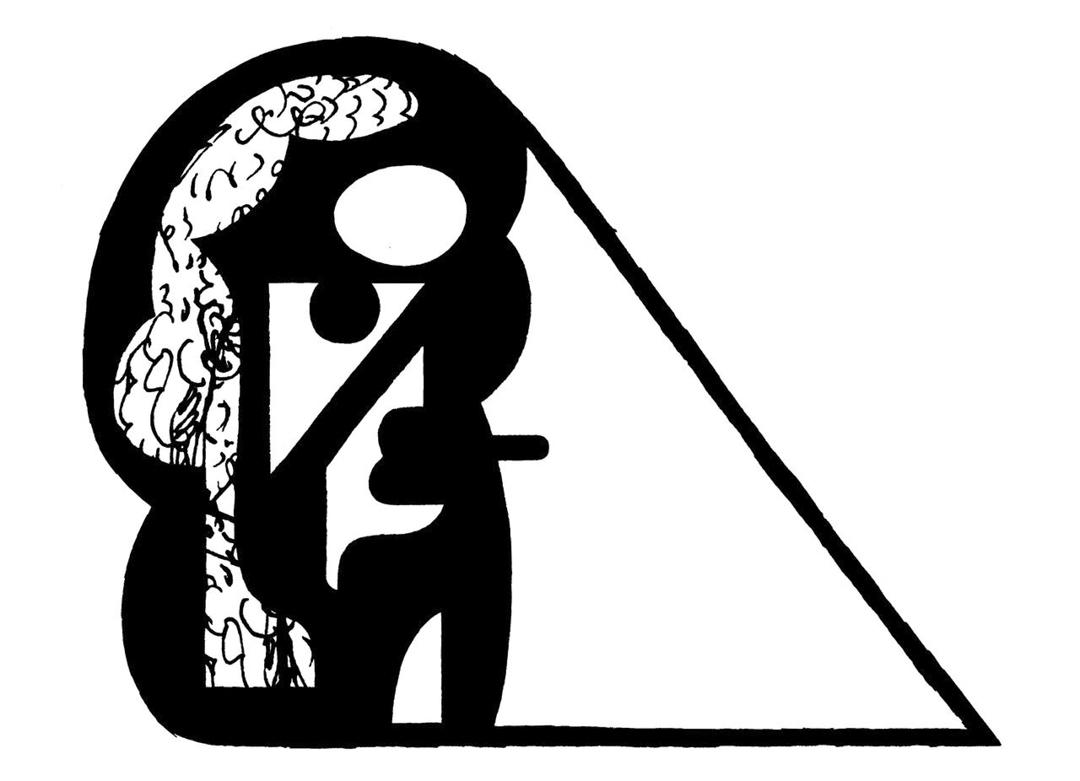旺角十一人暴動案(其中一人為潛逃到台灣的李倩怡) 作品《基督的新婦》