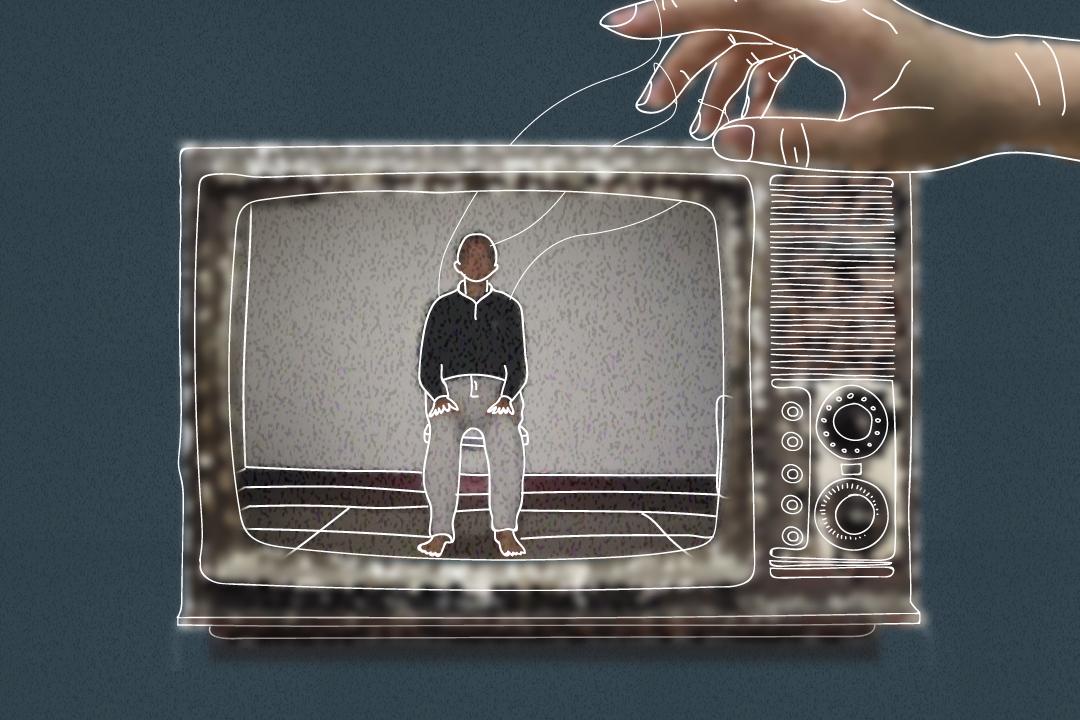 為什麼他們願意在審判前「電視認罪」? 背後的掙扎和考量是什麼?維權律師王宇接受訪談時,表達了「電視認罪」前後的煎熬和複雜心情。 冼穎彤 / 端傳媒