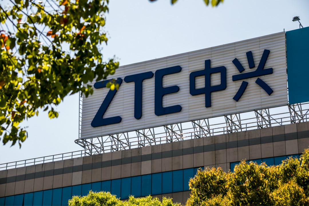2018年6月7日,美國商務部長羅斯(Wilbur Ross)表示已與中國中興通訊公司已經達成「確定性協議」。 攝:Getty Images