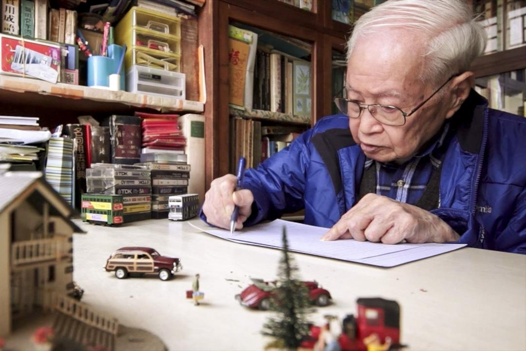 2018年6月8日,香港著名文學家劉以鬯逝世,享年99歲。 圖片來源:他們在島嶼寫作