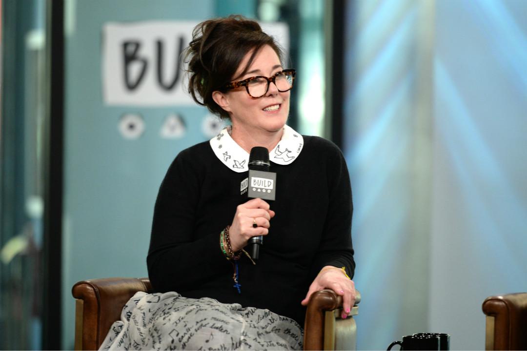 2018年6月5日,美國著名時裝設計師凱特·絲蓓(Kate Spade)被發現在曼哈頓寓所內自殺身亡。 攝:Andrew Toth/Getty Images
