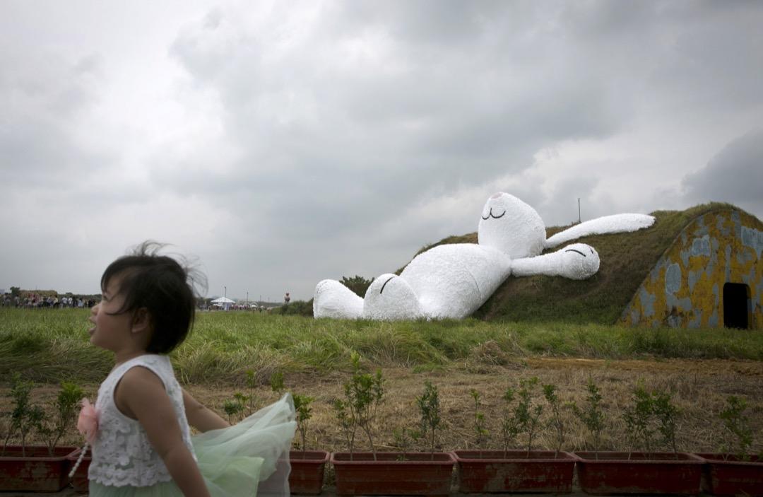 一旦「大原扁理們」實踐的生活哲學成為主流,這個世界,應該會比現在好上一些。  攝:Ashley Pon/Getty Images