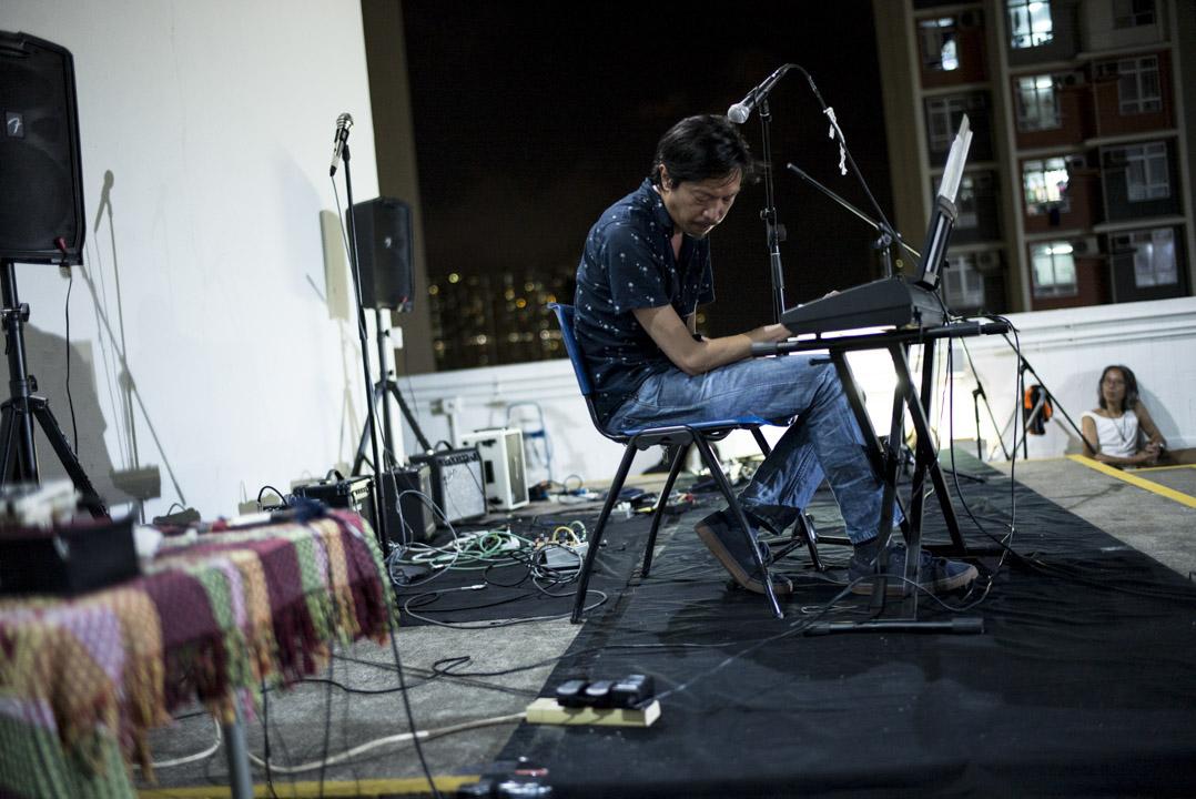 2018「自由文化音樂節」在JCCAC 賽馬會創意藝術中心舉行。