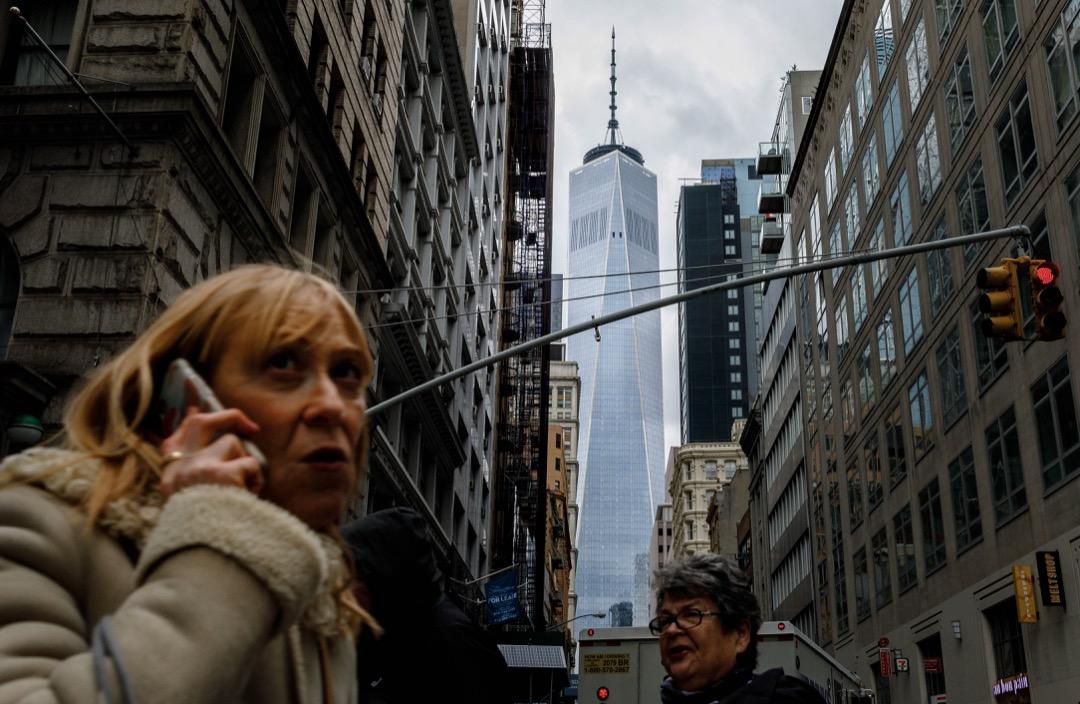 紐約市世貿中心一號,樓高541米(1,776英尺)、共94層,於2014年完工,建於世貿中心2001年9/11恐襲中遇襲倒塌後的遺址之上。大樓的高度,是為紀念1776年簽署的《美國獨立宣言》而定,象徵著自由的意義,大樓更一度被命名為「自由塔」,後來於2009年改為現名。