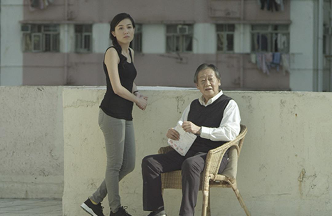 短片《九月二十八日·晴》 劇照。