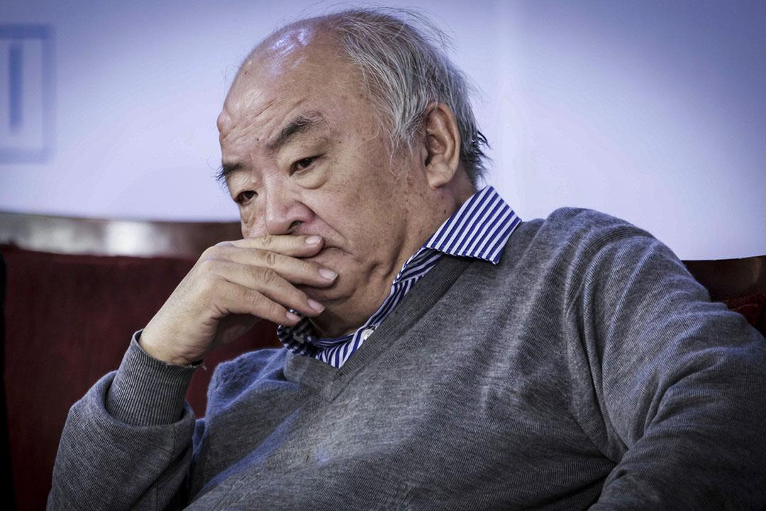 錢理群先生早年在北大任教時以研究周氏兄弟(周樹人、周作人)聞名,退休後他的學術生命並未停頓,而是轉入了現代民間思想史的研究。 圖:Imagine China