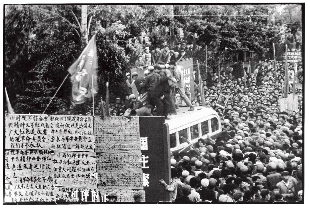 「平和」的武鬥。 圖片來源:© 李振盛,香港中文大學出版社提供
