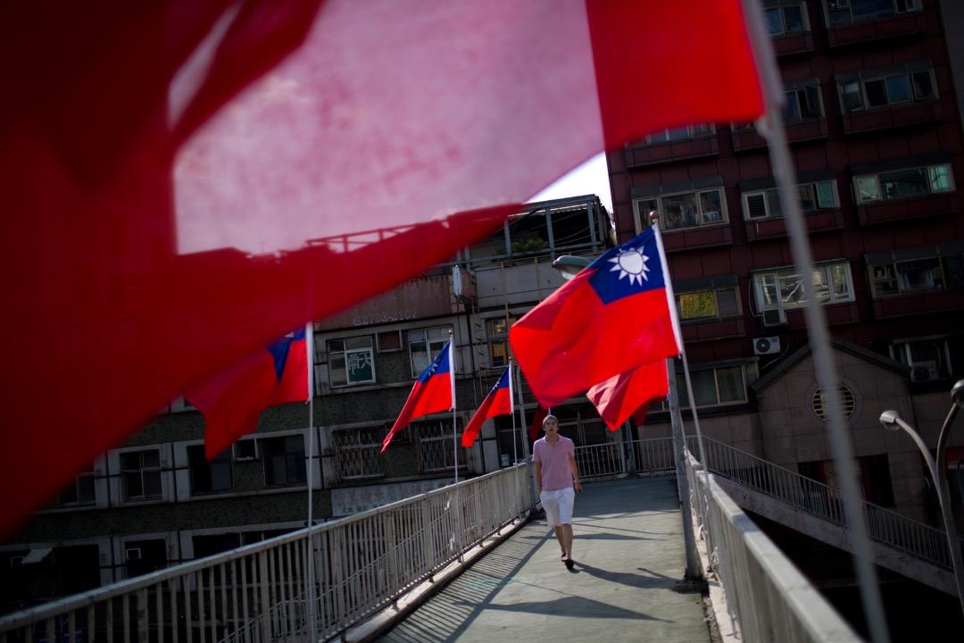 根據中國教育部的統計,2017年赴陸就讀的台生人數已達11329人。令人好奇的是,過去這些年赴陸就讀的台生,其對自身身份或政治的認同有了轉變嗎? 攝:Lam Yik Fei/Bloomberg via Getty Images