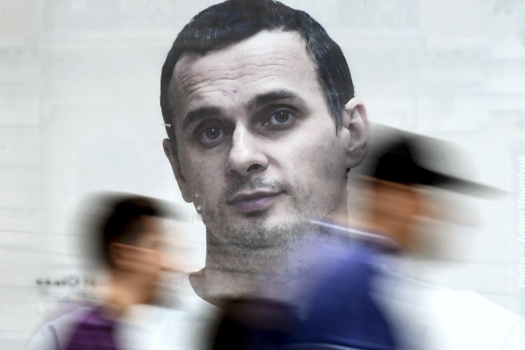 出身克里米亞的烏克蘭籍電影導演 Oleg Sentsov 在俄羅斯北方的監獄中已絕食抗議超過60天。