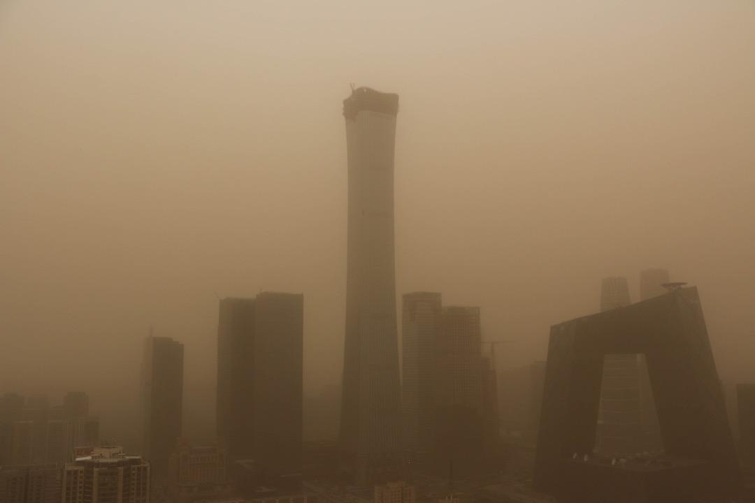 北京中國尊,樓高528米、共108層,預計於2018年9月竣工,大樓取名自中國古代的盛酒器皿——尊,據說大樓的設計概念正是受此器皿所啟發。