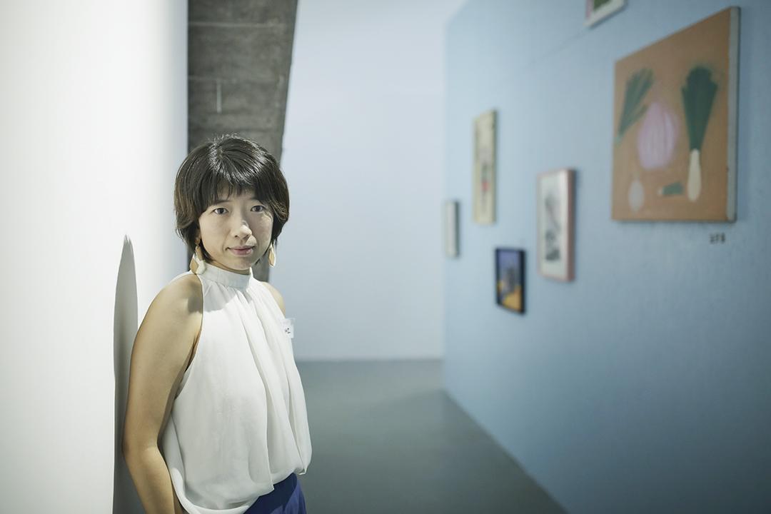 劉亦嫄在英國和瑞士學習藝術管理的時候,也曾感到整個班級裏只有自己是一個「Outsider」。