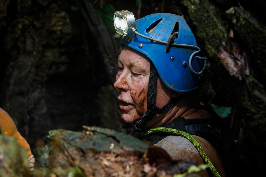6月29日,英國探險家兼洞穴潛水員 Robert Charles Harper 參與搜救行動。