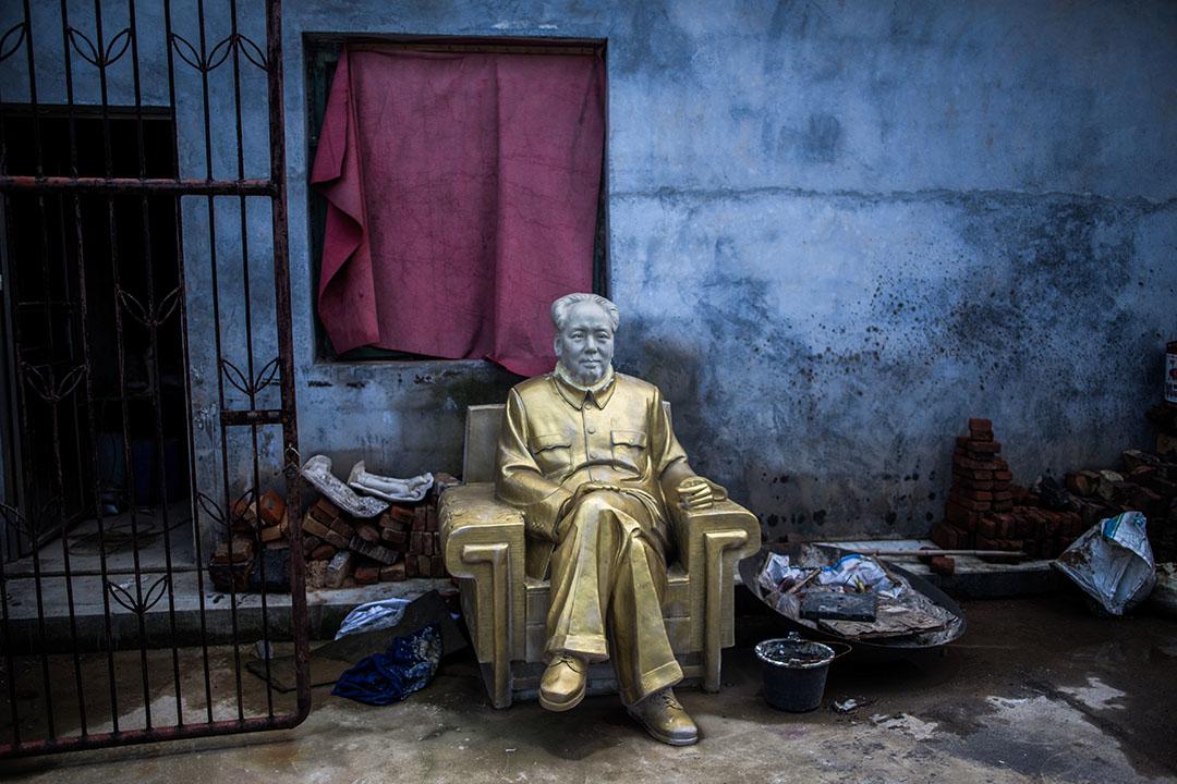 在錢先生看來,毛發動文革的目的,就是要建立一個無條件地服從於自己的個人集權統治,以實現自己的烏托邦理想。