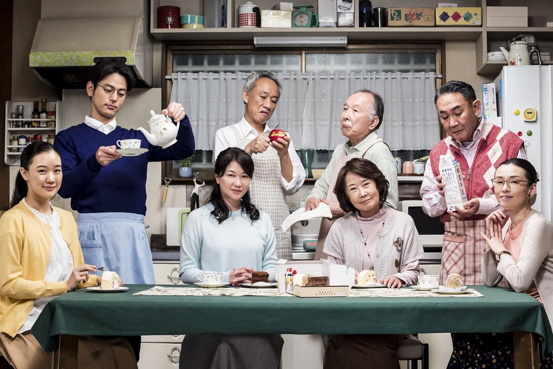 《嫲煩家族3 : 走佬阿嫂》劇照。 圖:高先電影提供