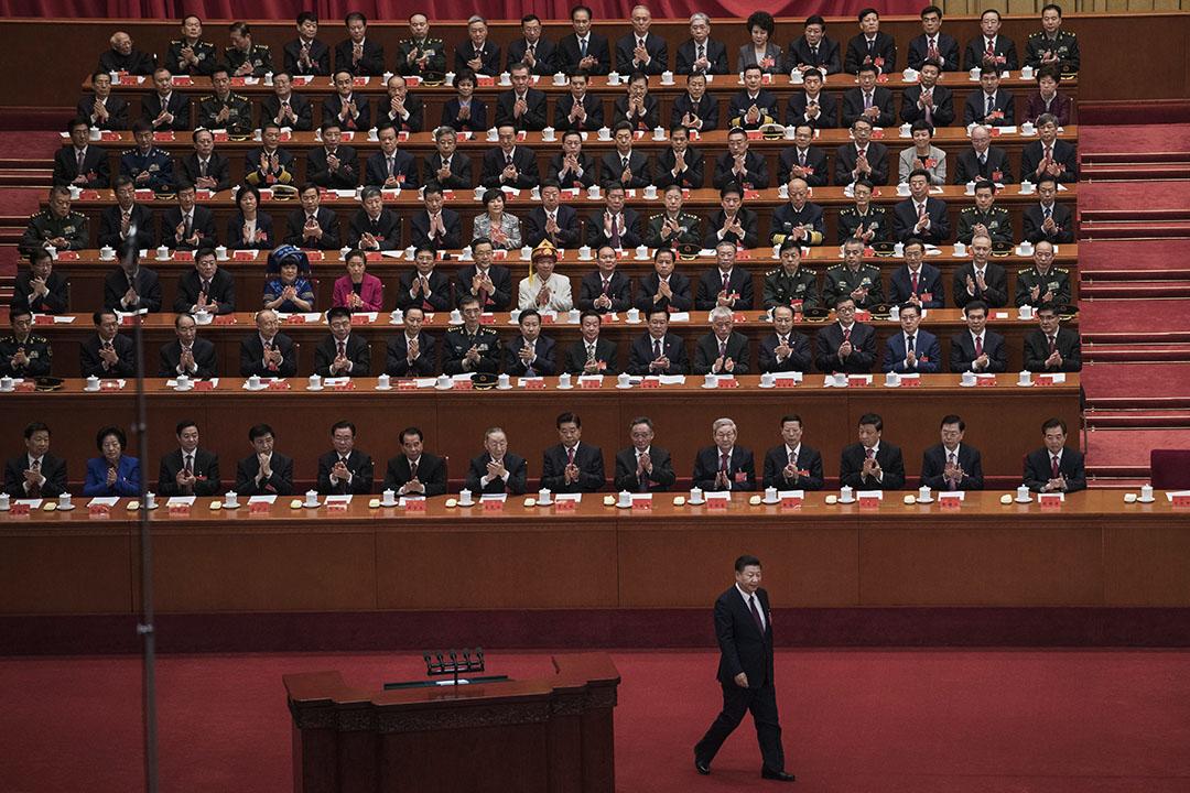 年初修憲,取消政治任期,令世界輿論譁然,讓國人膽戰心驚,頓生「改革四十年,一覺回從前」的憂慮。