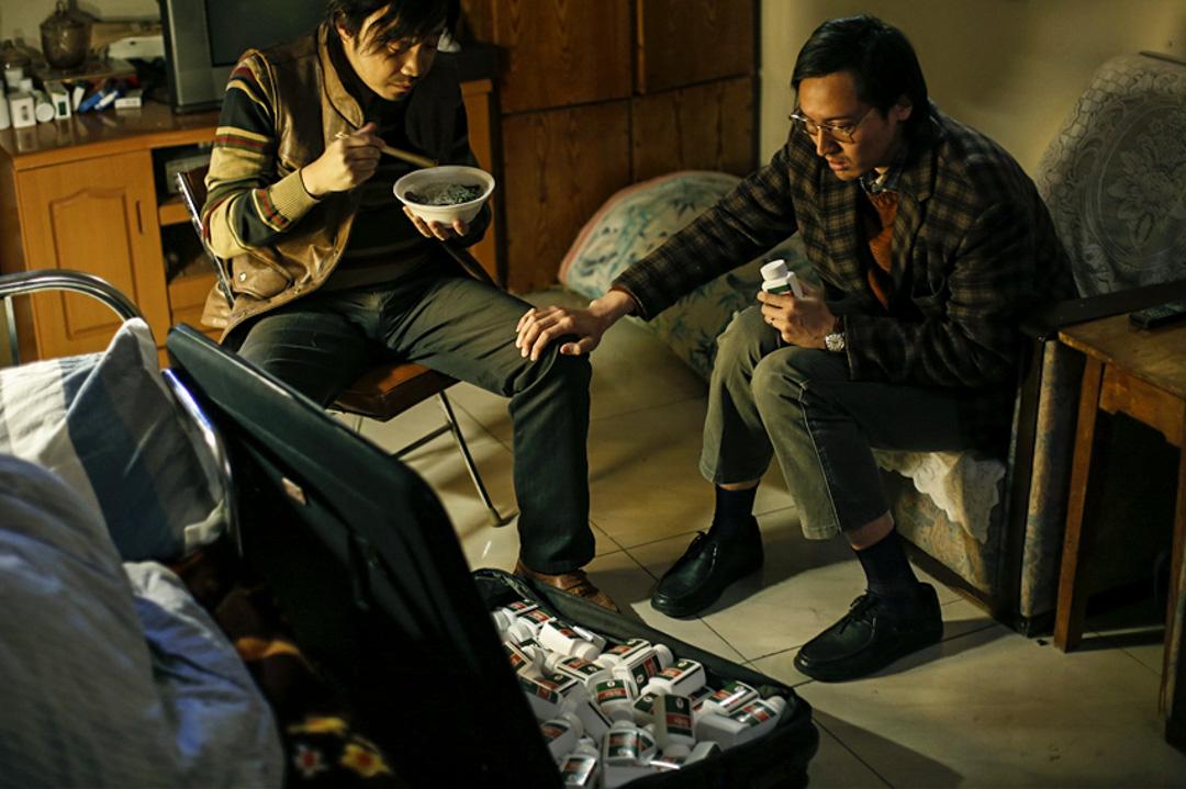 《我不是藥神》電影劇照。 攝:Imagine China