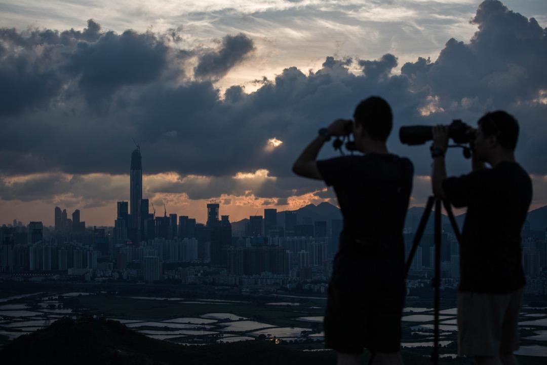 深圳平安國際金融中心,樓高599米、共118層,於2017年完工,擁有全世界最高觀景台,位於562.2米大樓的頂層。