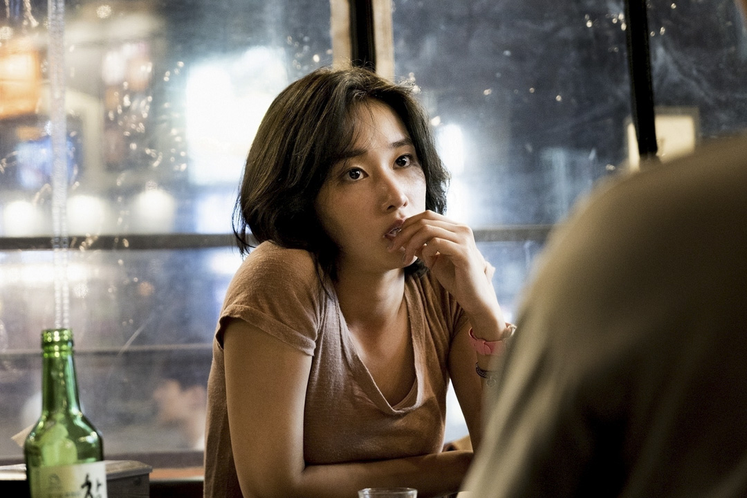 申海美(全鍾淑飾演),《燃燒烈愛》(Burning)電影劇照。 網上圖片