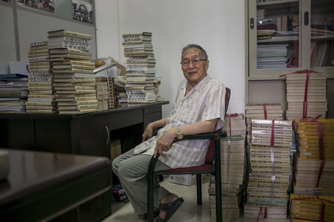 暨南大學漢語方言研究中心教授詹伯慧。