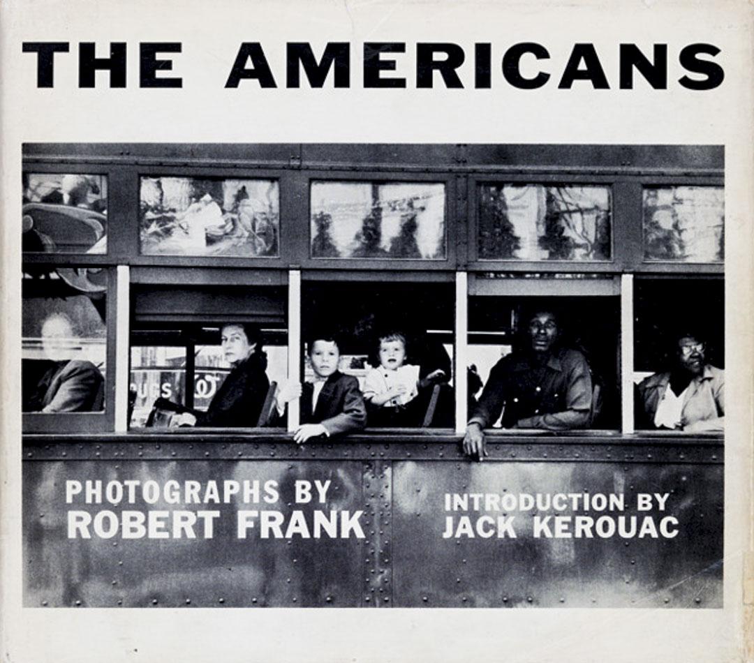 Robert Frank《The Americans》
