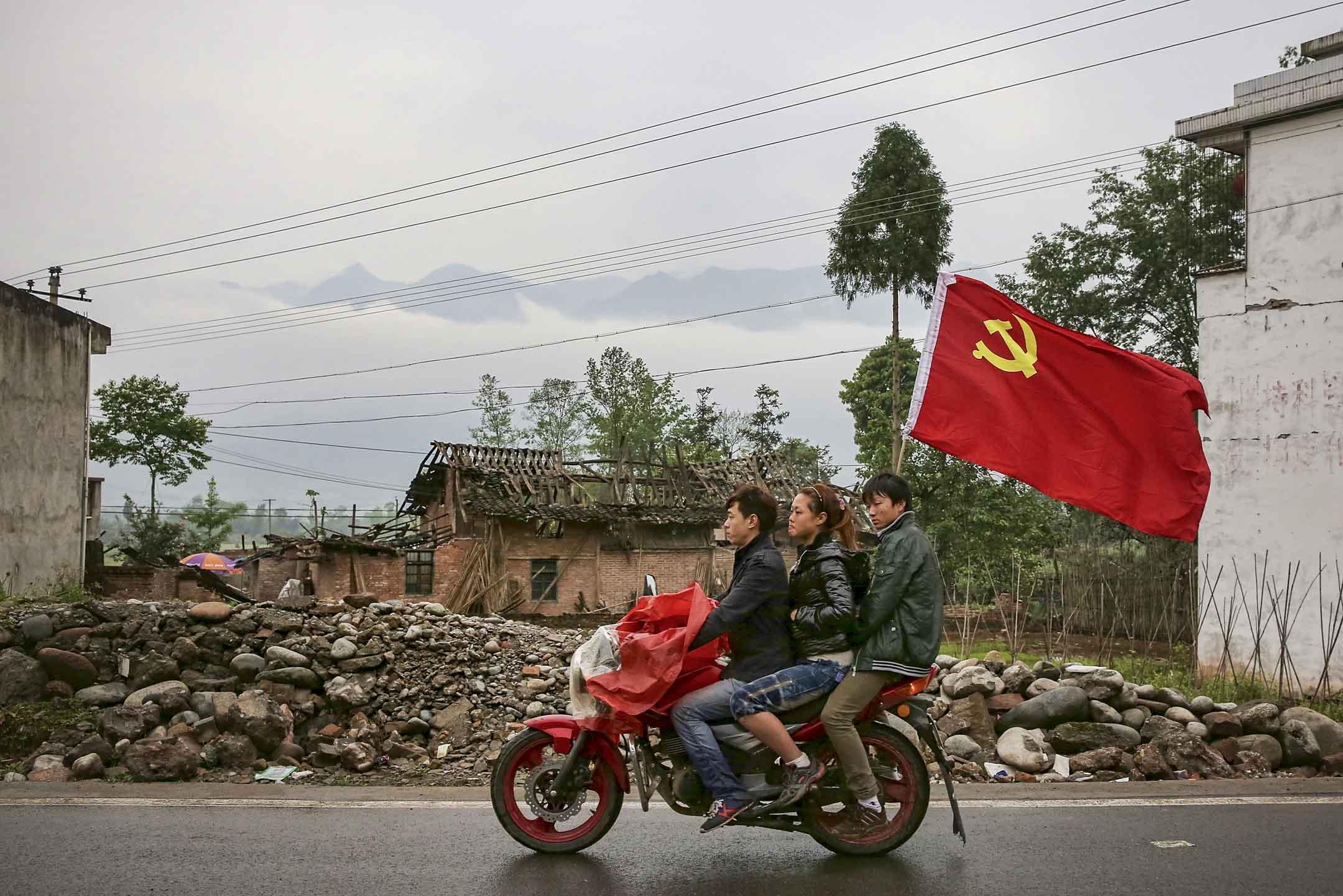 余英時:極權體系在短期內也許可以維持一種表面上的「穩定」,但是暗地裏卻在不斷弱化之中。用馬克思主義的語言來說,量變總有抵達質變的一天。 攝:Feng Li/Getty Images