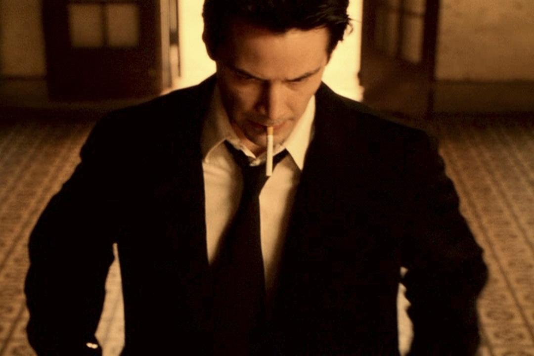 電影《Constantine》電影截圖。