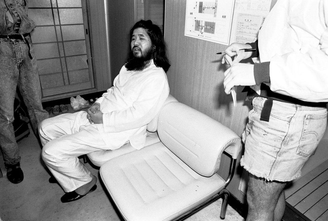 2018年7月6日,日本奧姆真理教原教主麻原彰晃等7人被執行死刑。
