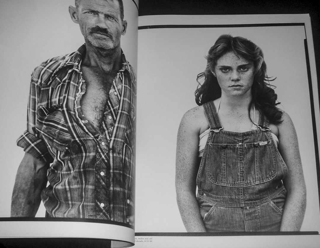 Richard Avedon《In The American West》