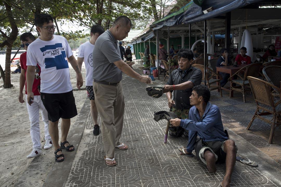 未來美國能用於援助柬埔寨的預算可能會繼續減少,而這也將為中國提供更多的援助與影響空間。