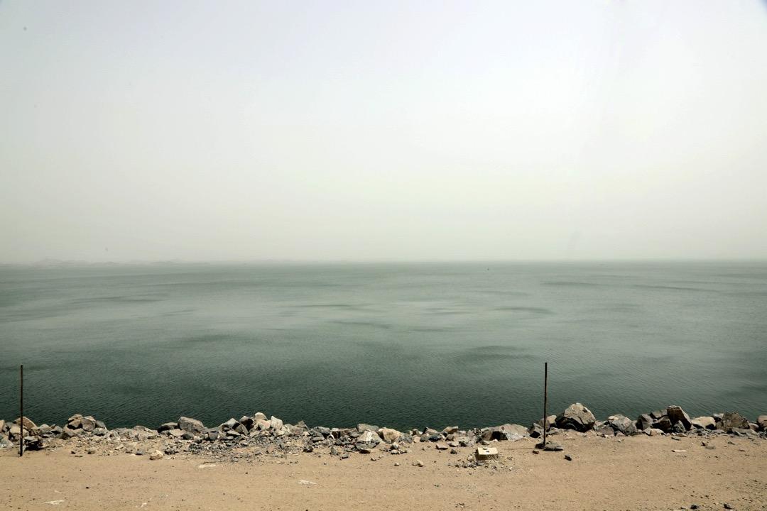 納賽爾湖。