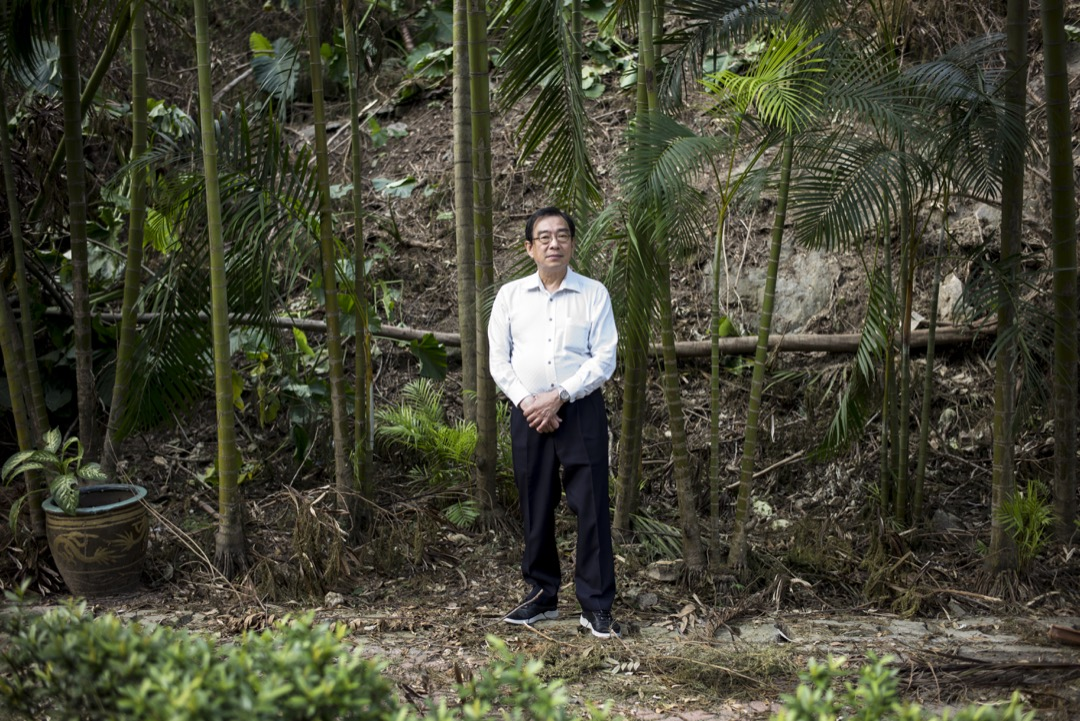 香港教育大學地理與環境科學研究講座教授詹志勇。