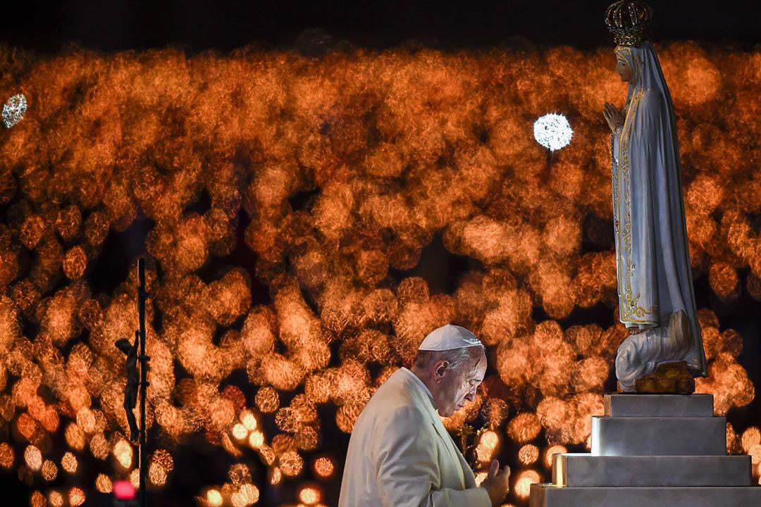 教宗方濟各是若望二十三世「和平對話」的信徒。