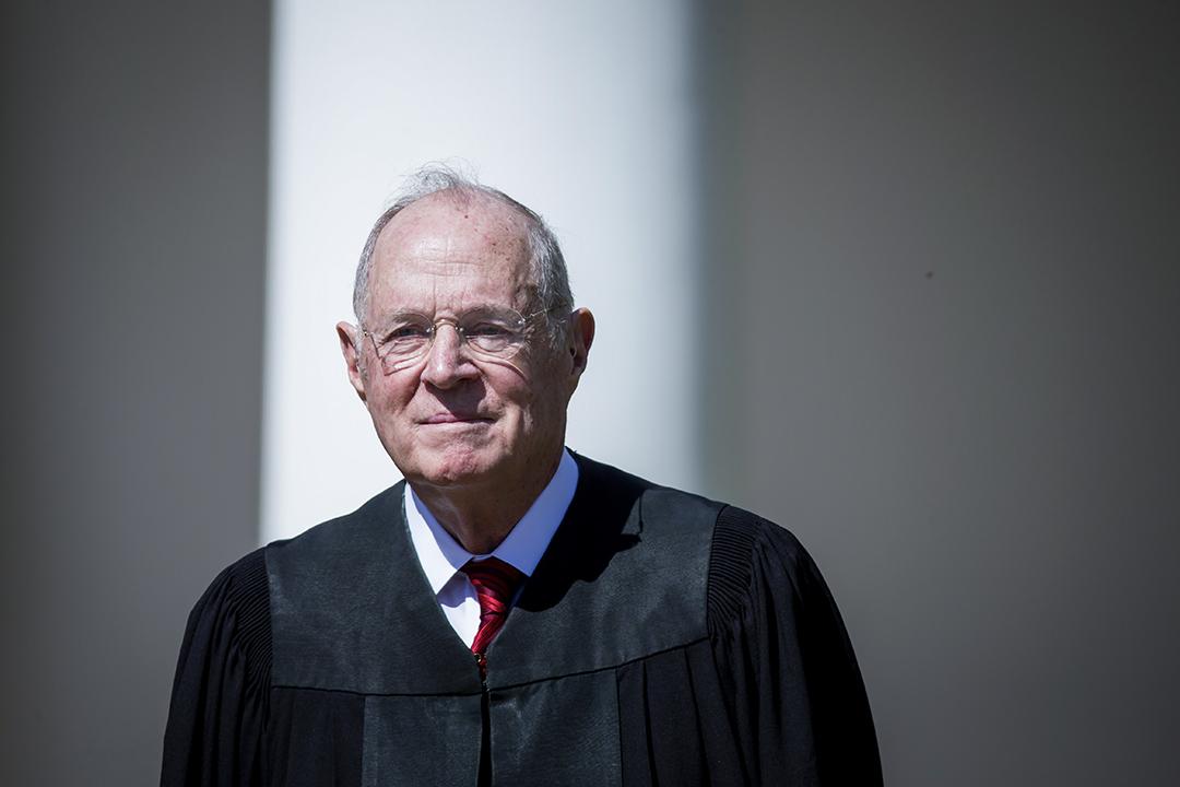 美國最高法院大法官甘迺迪(Anthony Kennedy)宣佈在今年任期結束後退休。