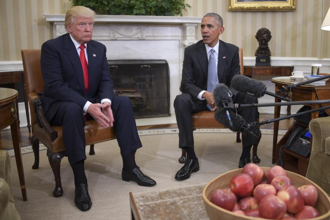 《巴黎氣候協議》被奧巴馬視爲自己最大的政治遺產之一,另一是跨太平洋夥伴關係協定(TPP),通過構建一個比世貿組織「更高層次」的經濟聯盟,制定下一代經貿規則。但特朗普上台後第一時間退出TPP,繼而又退出《巴黎氣候協議》。