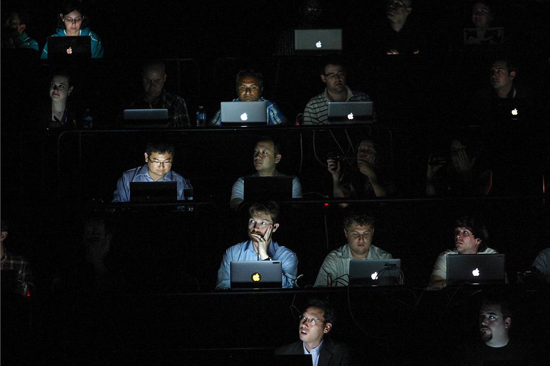 歐盟擬擴大被遺忘權引起爭議。 攝:David McNew/Getty Images