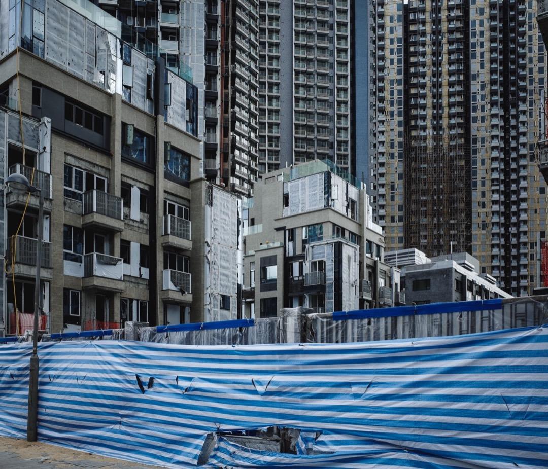 啟德東北少不免淪爲地產項目及公屋發展計劃,當中不乏低密度發展的豪宅。