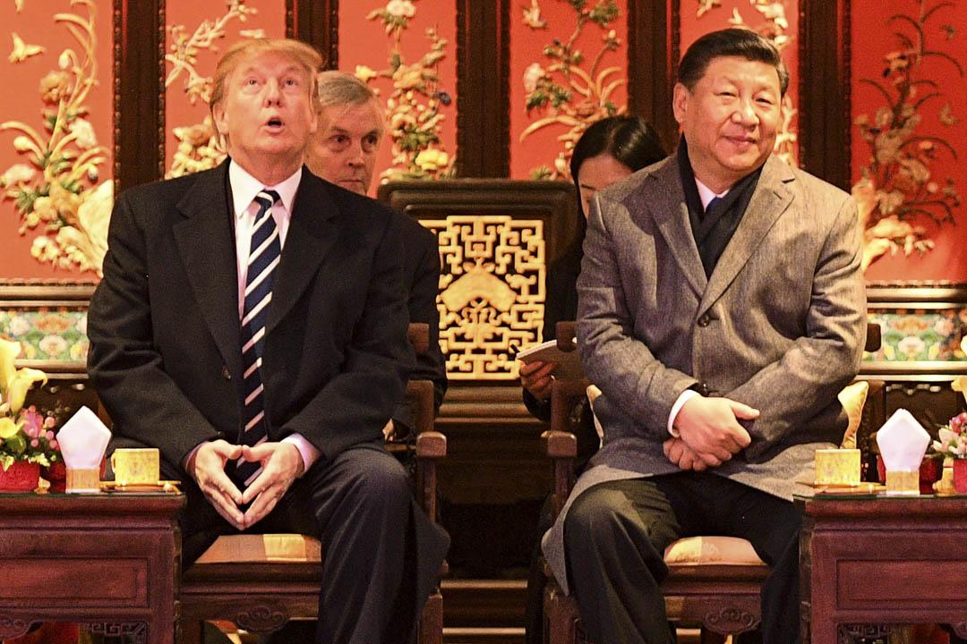 中國認定特朗普是商人,只注重金錢利益,而中國「最善於與商人打交道」,以爲只要「給夠利益」,中美就能和平共處。