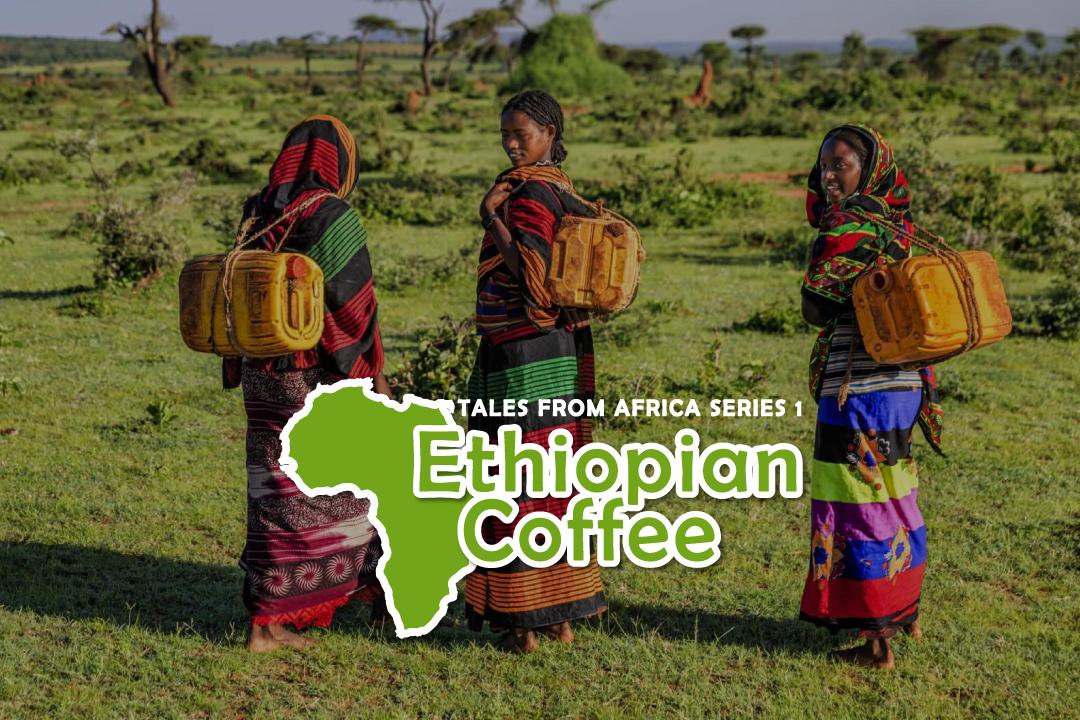 非洲咖啡童話 —埃塞俄比亞