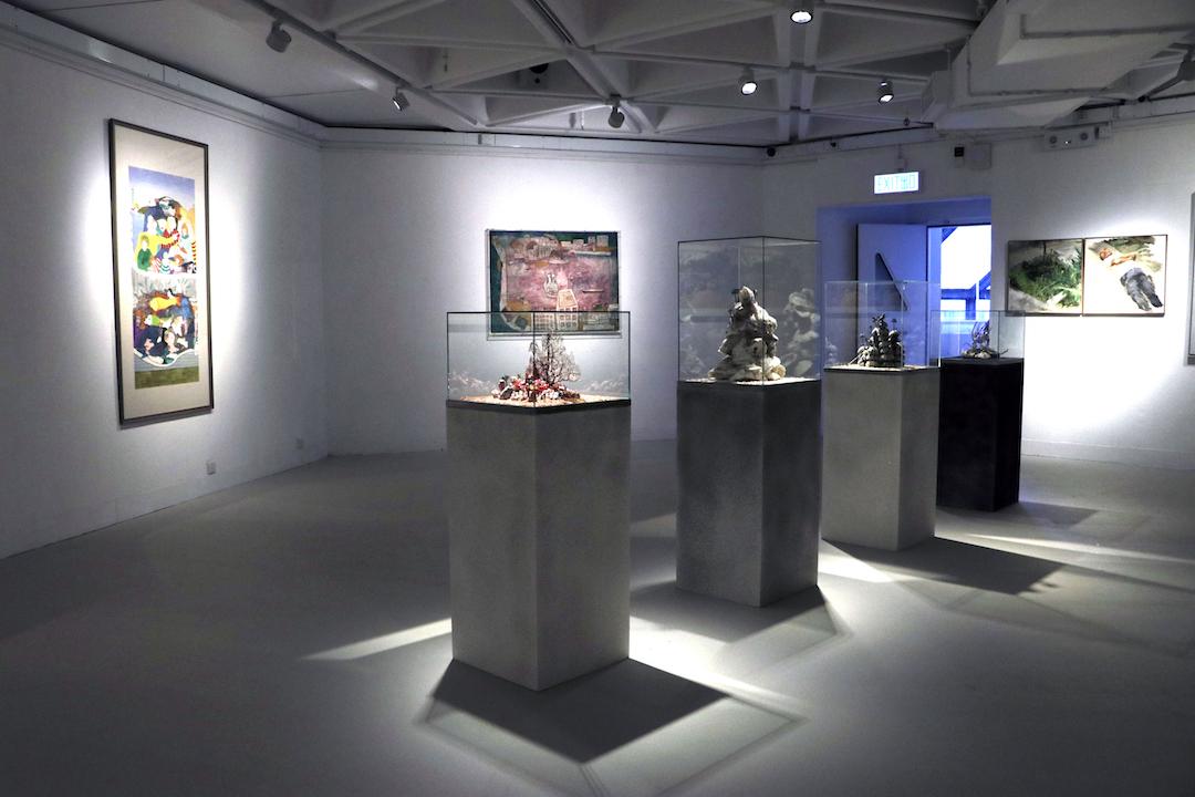香港藝術中心40周年旗艦展覽《灣仔文法:過去、現在、未來式》