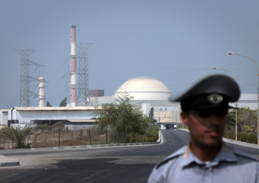 在核武與導彈技術這兩個領域,北韓都比伊朗走得前面。特朗普反而與真正能威脅自己本土的北韓和談,無異於認可北韓發展核武策略的有效性。圖為伊朗布什爾核電站。