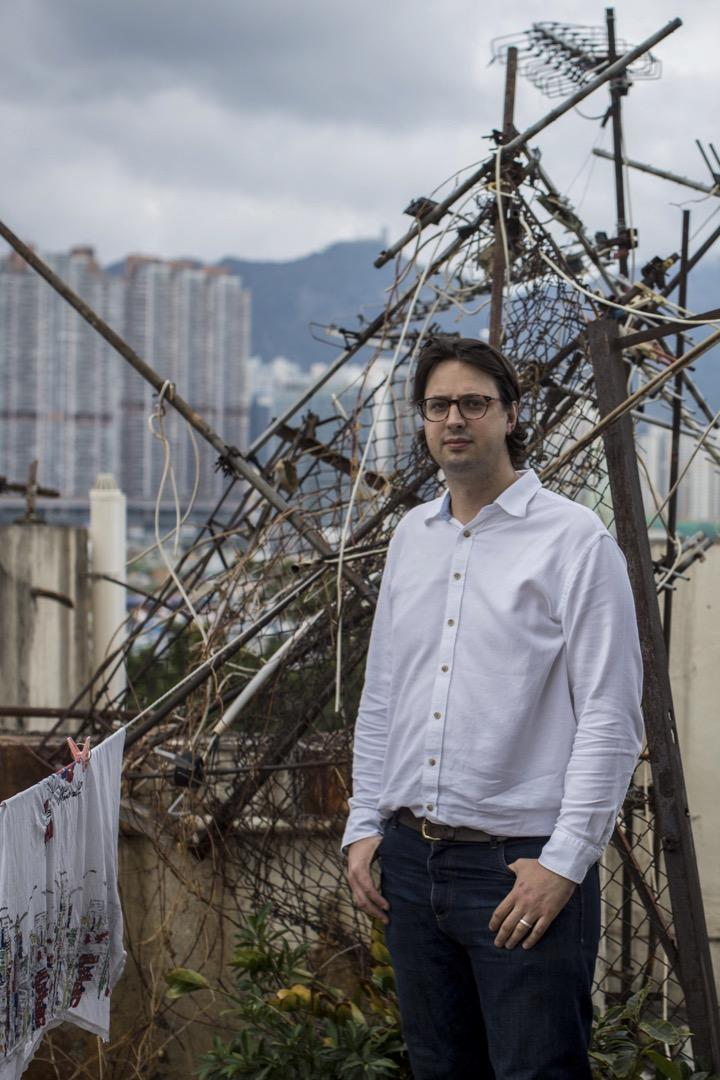 「西方是時候認真對待香港了。」 2009-2010年在牛津大學「現代中國研究」碩士課程之下做香港研究,杜浩綸不時遭冷嘲熱諷,同學和教職員會說,為何不好好做中國研究?