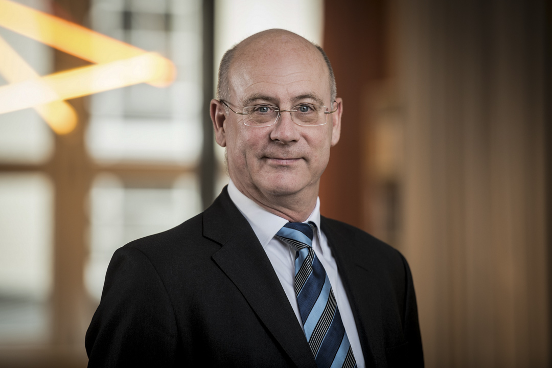國際知名漢學家、MERICS新任總裁彭軻(Frank Pieke)。