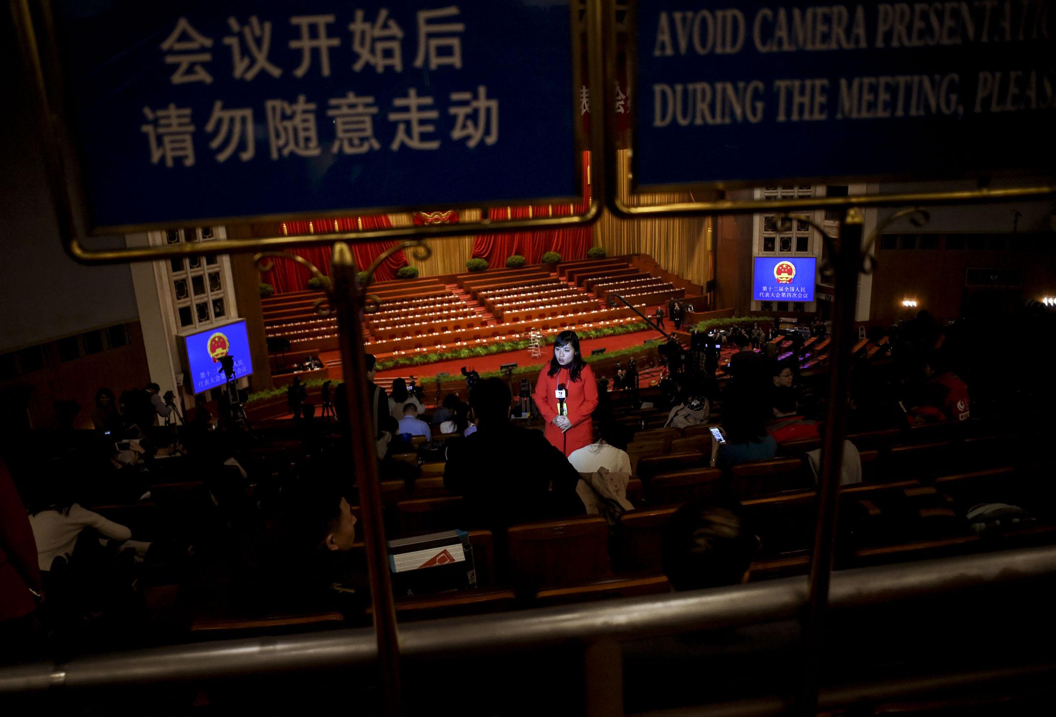 2018年,在非政府組織「無國界記者」(RSF)公布的全球新聞自由指數中,總共180個受調查的國家和地區裏,中國大陸繼續位列榜單第176名,保持全球倒數第五。