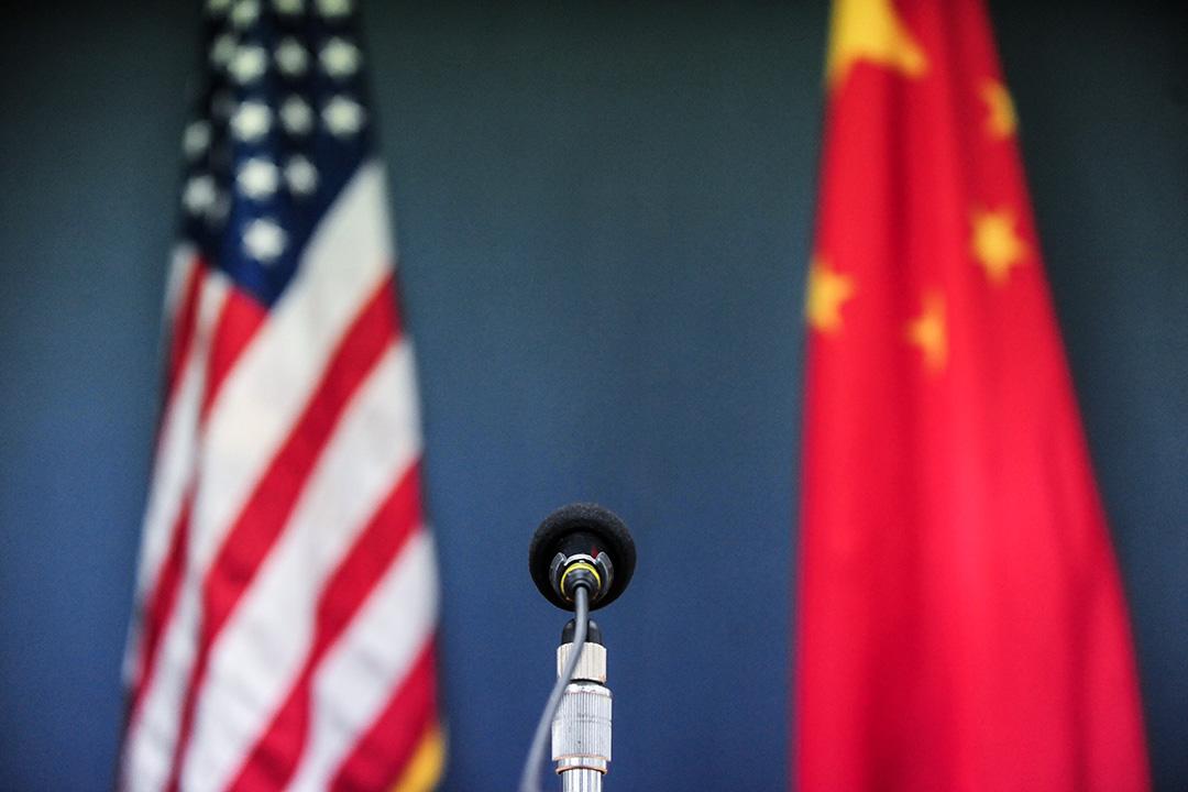 美國副總統彭斯的強硬演說,也讓更多人開始擔憂,中美衝突擴大化後,兩國摩擦將不止於貿易戰。 攝:Frederic J.Brown/AFP via Getty Images