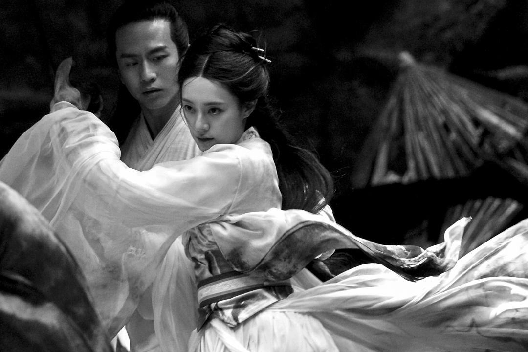 《影》電影劇照。 圖:Imagine China