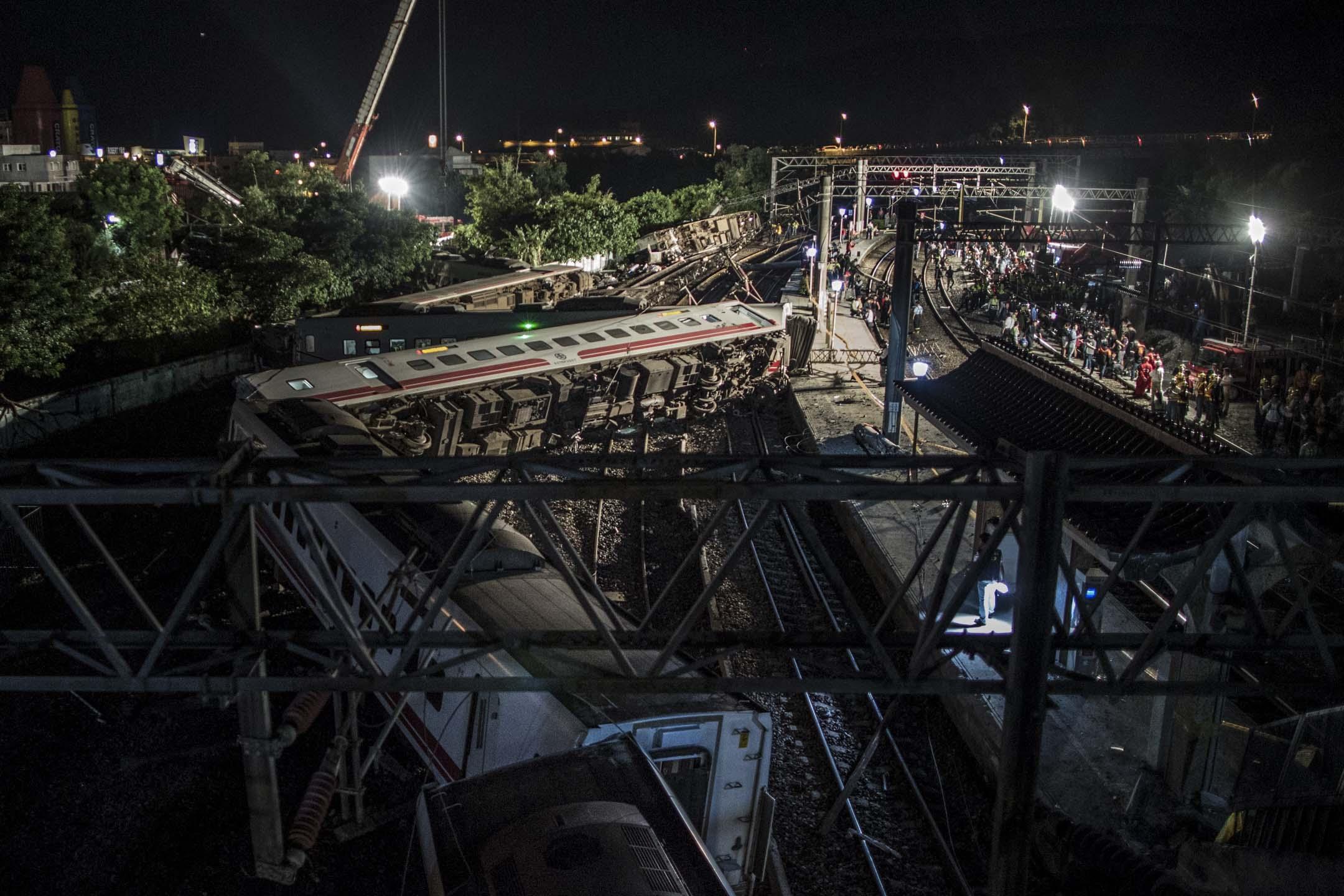 2018年10月21日,臺鐵北迴線普悠瑪列車於宜蘭縣蘇澳鎮新馬車站發生出軌意外,八節車廂脫離軌道,五節車廂翻覆,造成18人死亡,210人受傷。