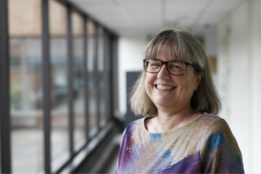 2018年10月2日,加拿大科學家唐娜·斯特里克蘭(Donna Strickland)與另外兩人分享諾貝爾物理學獎,成為史上第三位獲得該獎項的女性。 攝:Cole Burston/Getty Images