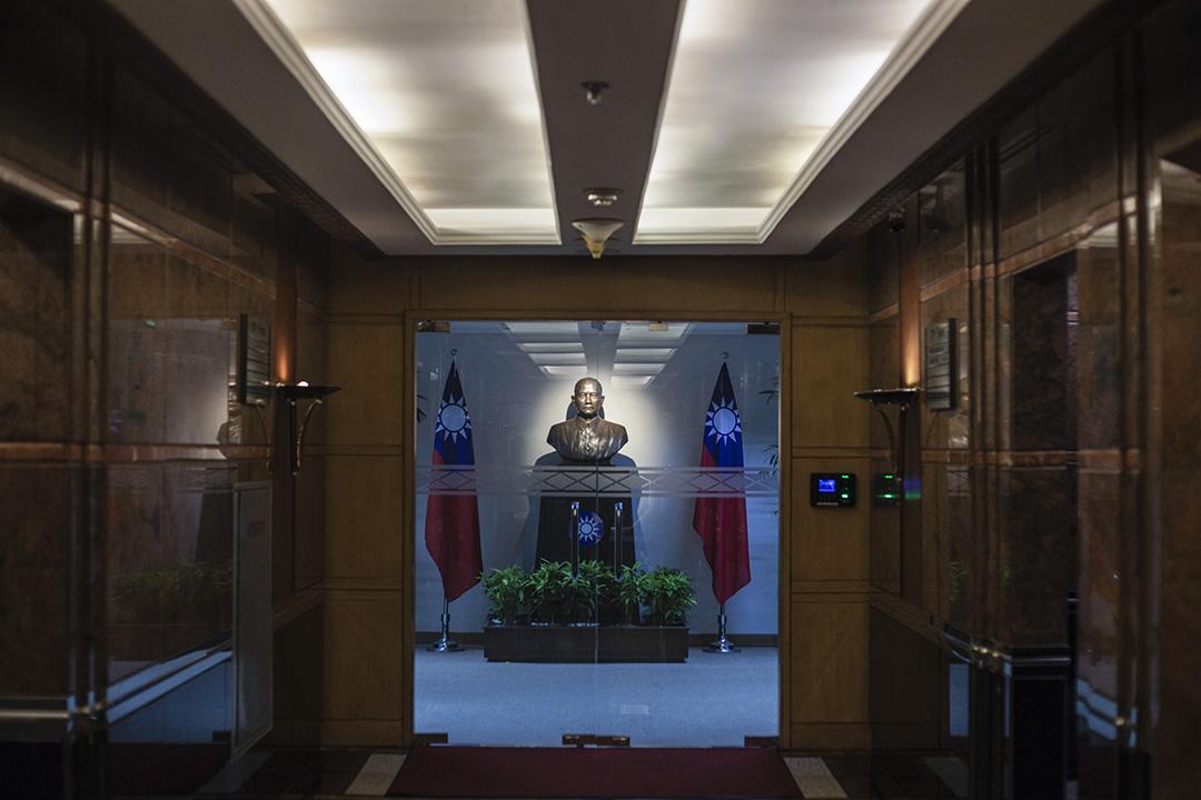 駐印尼臺北經濟貿易代表處。