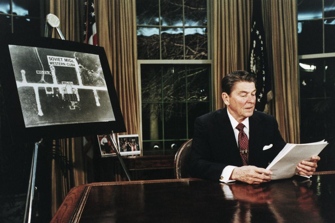 1983年3月23日時任美國總統Ronald Reagan宣布啟動「Strategic Defense Initiative戰略防禦計畫」。