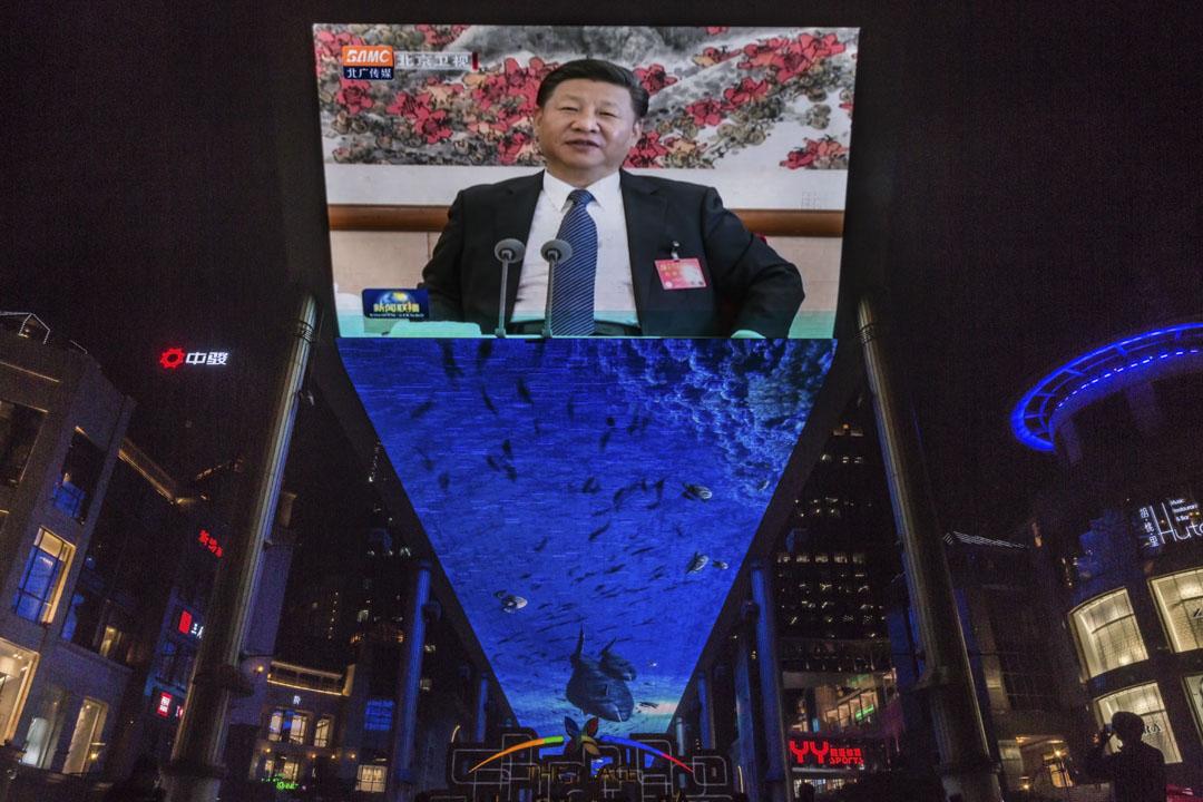 明克勝:修憲只是習近平集權過程中的一個註腳。相比之下,2017年秋,在十九大上把習近平新時代中國特色社會主義思想寫入黨章的意義則更加深遠。